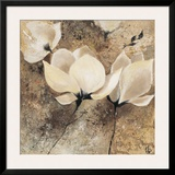 Magnolia II Art by Yuliya Volynets