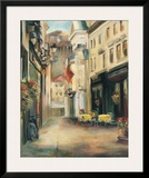 Old Town II Prints by Marilyn Hageman