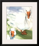 Geese Prints by Paula W. Patterson