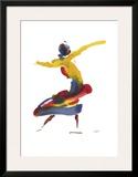 Dancer II Print by Wilhelm Gorre