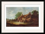 A Village Fair Prints by Pieter De Bloot
