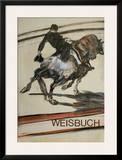 Hommage à Lautrec Print by Claude Weisbuch