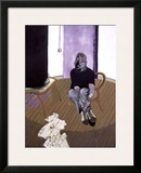 Self Portrait Seated, c.1973 Poster by Francis Bacon
