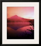 Truth: Misty Mountain Print