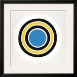 Virginia Site, c.1959 Posters by Kenneth Noland