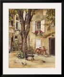 Provence Village I Prints by Marilyn Hageman
