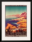Cote Vermeille Prints by Pierre Commarmond