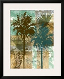 Palm I Prints by Maeve Fitzsimons