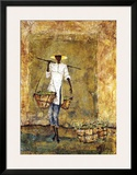 La Recolte des Feuilles Prints by Charlotte Derain