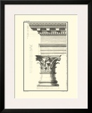 Column and Cornice I Art by Giovanni Borra