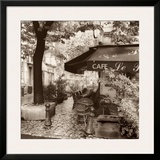 Cafe, Aix-en-Provence Posters by Alan Blaustein