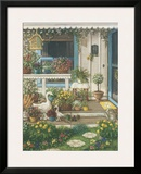Spring Front Porch Prints by Janet Kruskamp