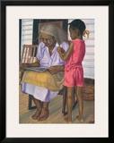 Grandma & Me Posters by Gregory Myrick