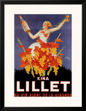 Kina Lillet Posters by  Robys (Robert Wolff)