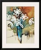 Floral Trance I Prints by Natasha Barnes