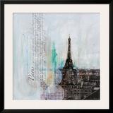 The City of Light I Prints by Markus Haub