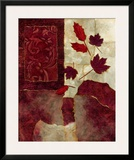 Cranberry Fall I Posters by Norm Olson