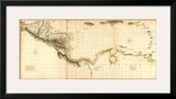 West Indies II, c.1810 Print by Aaron Arrowsmith