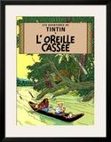 L'Oreille Cassee, c.1937 Posters by  Hergé (Georges Rémi)
