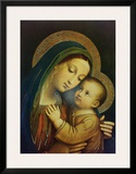 Our Lady of Good Counsel Prints by Pasquale Sarullo