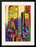 7th Avenue Prints by Geraldine Potron