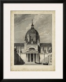 Eglise de Sorbonne Posters by A. Pugin