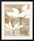 Pencil Floral I Print by Avery Tillmon