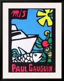 M/S Gauguin Print by Alberto Bali