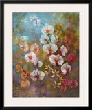 Bali Garden II Prints by  Nan