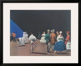 Carnaval Prints by Laura Knight
