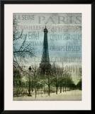 Paris II Prints by Alan Lambert