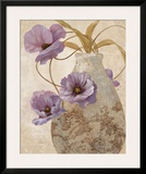 Purple Sophistication II Prints by  Nan
