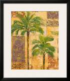 Palm Trees I Art by James McIntosh Patrick