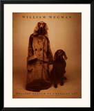 Dog Walker Prints by William Wegman