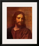 Christ at Thirty Three Art by Heinrich Hofmann