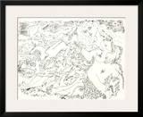 Terre Érotique XI Prints by André Masson