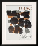 Expo Maeght 66 Prints by Raoul Ubac
