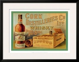 Cork Distilleries Co. Ltd. Whisky Print