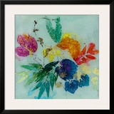 Summer Dance I Framed Giclee Print by  Hollack