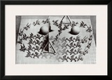 Magic Mirror Prints by M. C. Escher