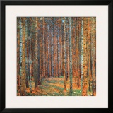 Tannenwald (Pine Forest), c.1902 Prints by Gustav Klimt