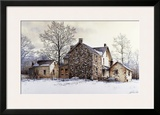 The Farmer's Daughter Framed Giclee Print by Ray Hendershot