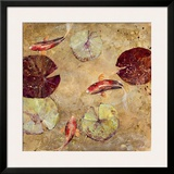 Go Fish I Framed Giclee Print by  Angellini