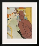 The Englishman Posters by Henri de Toulouse-Lautrec