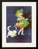 Chocolat Bonatti Poster