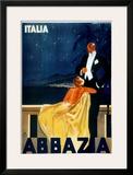 Abbazia Prints by W. Zalina