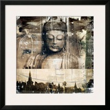Ancient Asia Framed Giclee Print by Sven Pfrommer