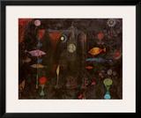 Fish Magic Prints by Paul Klee