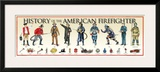 History of the American Firefighter Art
