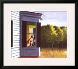 Cape Cod Morning Art by Edward Hopper